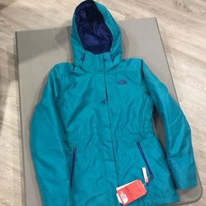 NWT the North Face winter jacket size small